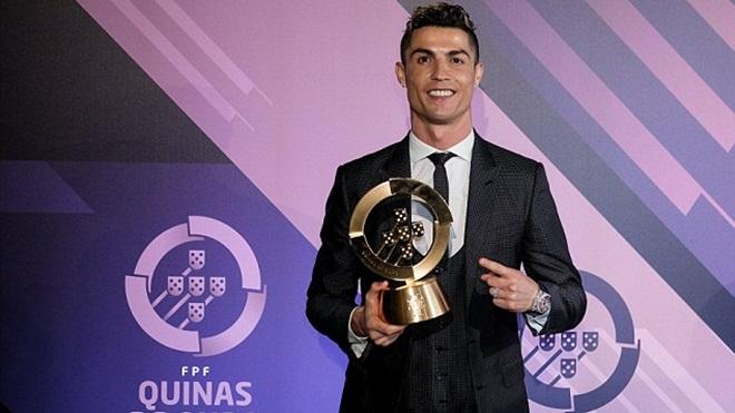Cristiano Ronaldo: 'Lúc nào tôi cũng tin mình là số 1 thế giới'