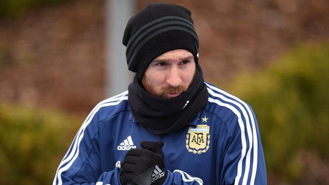 Messi: 'Hoặc vô địch World Cup 2018, hoặc mãi mãi thất bại'