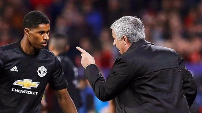Marcus Rashford sắp rời M.U vì không hài lòng với Mourinho