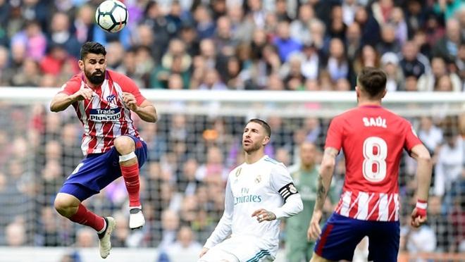 Real 1–1 Atletico Madrid: Ronaldo lại ghi bàn nhưng Real vẫn mất điểm (KT)