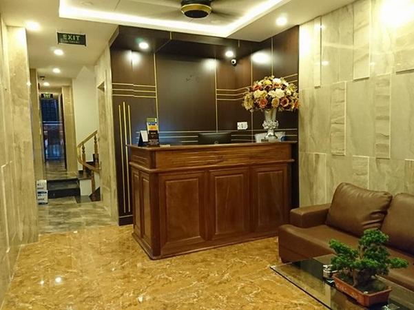 Khách sạn hiện đại kiểu Châu Âu, giá bình dân, vừa khai trương ở Nha Trang