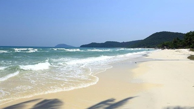 Phú Quốc tuyệt đẹp trong ánh hoàng hôn