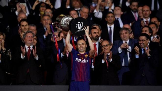 ĐIỂM NHẤN Barca 5-0 Sevilla: Messi vẫn luôn là 'vua'. Iniesta thực sự vô giá
