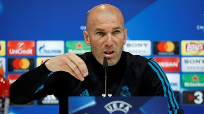 Zidane: 'Real Madrid sẽ tấn công Bayern, quyết ghi bàn sớm ở bán kết lượt về Champions League'