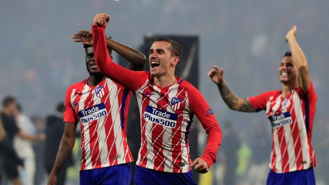 CẬP NHẬT sáng 17/5: Atletico vô địch Europa League. M.U liên hệ với Bonucci. Mâu thuẫn nội bộ ở Chelsea