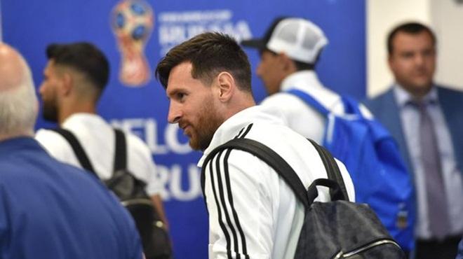 Messi: 'Tôi không hiểu tại sao Zidane rời Real. Argentina có 5 đối thủ ở World Cup'
