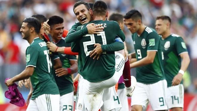 ĐIỂM NHẤN Đức 0-1 Mexico: Đức thực sự có vấn đề. Mexico 'đọc vị' quá hay