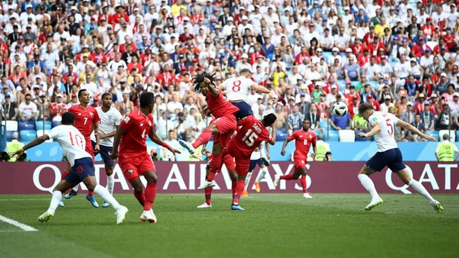 ĐIỂM NHẤN Anh 6-1 Panama: 'Tam sư' quá lợi hại với bóng bổng. Harry Kane liên tiếp nhận quà