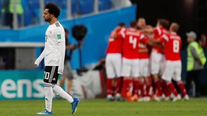 ĐIỂM NHẤN Nga 3-1 Ai Cập: Chủ nhà lại khiến tất cả 'việt vị'. Số phận không công bằng với Salah