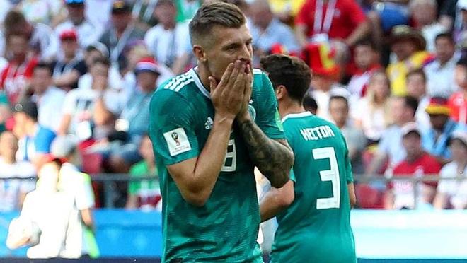 ĐIỂM NHẤN Đức 0-2 Hàn Quốc: Hai cuộc chia tay, hai 'thần thái'