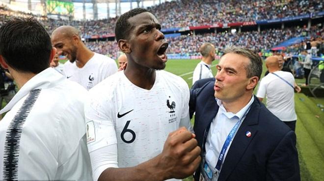 Pháp vào bán kết World Cup: Sức mạnh từ những 'khoảnh khắc Pogba'