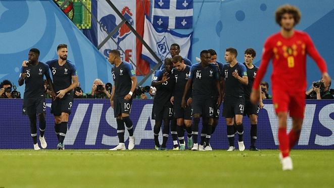 Tuyển Pháp chiến thắng đúng kiểu Didier Deschamps như thế nào?