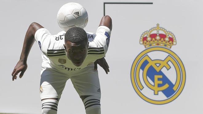 Chơi sang như Real Madrid: cho sao trẻ 45 triệu euro đá ở giải... hạng ba