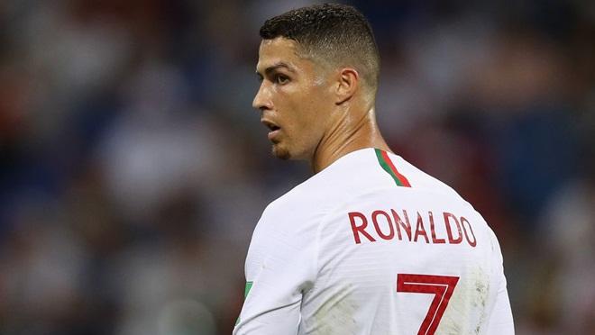 Juventus đã ấn định ngày ra mắt Cristiano Ronaldo