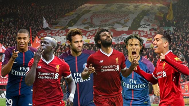 Liverpool vs PSG: Hàng công nào mạnh hơn?