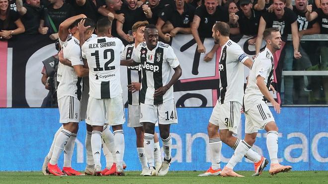 ĐIỂM NHẤN Juventus 3-1 Napoli: Giá trị của Ronaldo & quyền lực thống trị của Juve