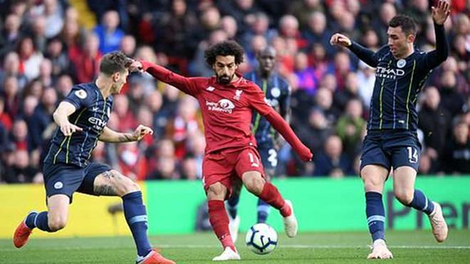 Liverpool 0-0 Man City: Salah, Aguero mờ nhạt. Bất phân thắng bại ở Anfield