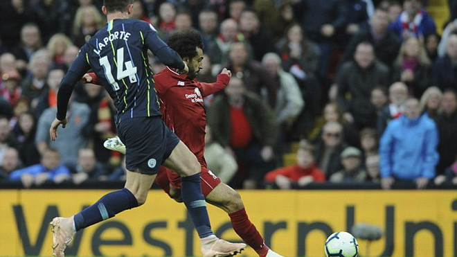 Điều gì đang xảy ra với Mohamed Salah?