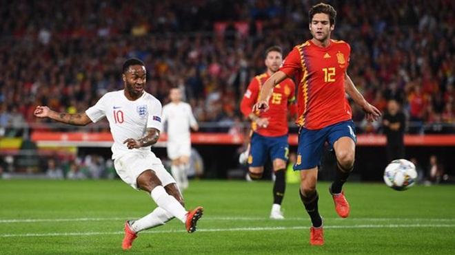 ĐIỂM NHẤN Tây Ban Nha 2-3 Anh: Con đường chân lí của Southgate. Giá trị của Sterling