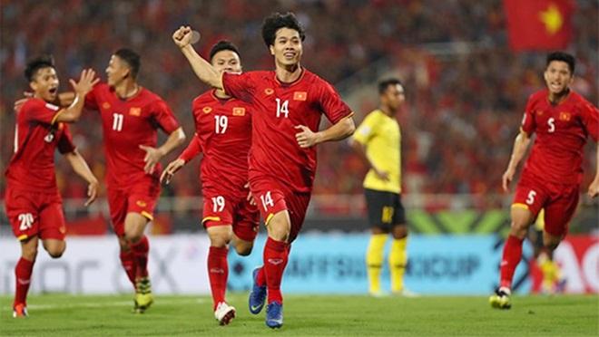 Việt Nam vào vòng 1/8 Asian Cup: Vận may của ông Park