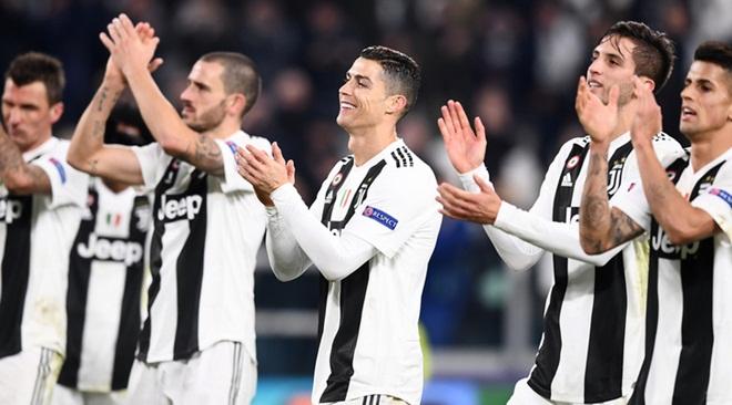 Fiorentina vs Juventus (0h00, 2/12): Không thể cản Juve và Ronaldo!