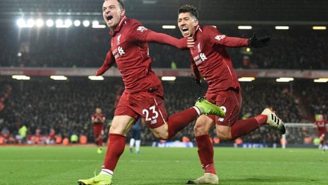 ĐIỂM NHẤN Liverpool 3-1 M.U: Mourinho bất lực hoàn toàn. Liverpool quyết tranh vô địch