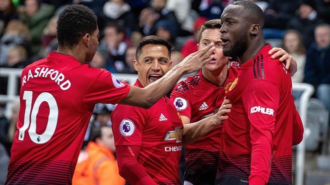 Cuộc đua top 4 Premier League: M.U trở lại, lợi hại muôn phần