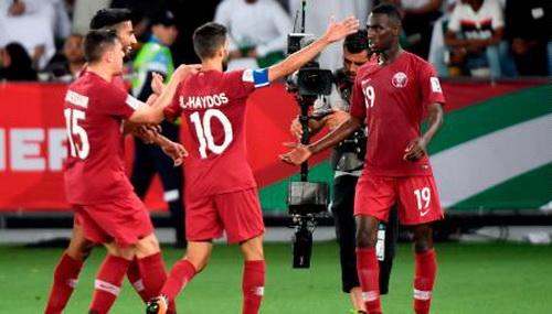 Truc tiep bong da  VTV6  Qatar vs UAE  Trực tiếp Qatar vs