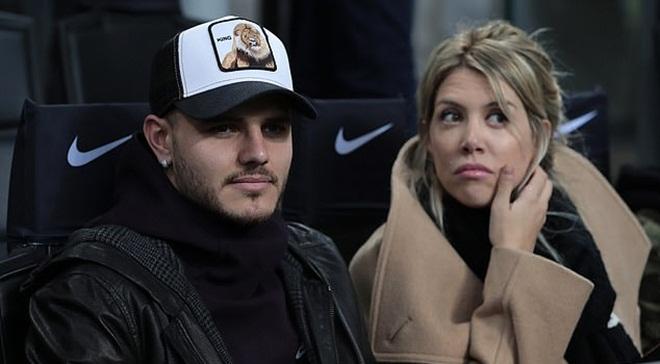 Mauro Icardi sắp rời Inter Milan: Chung quy chỉ tại... vợ