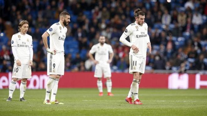 Real thua sốc ở Champions League, truyền thông thế giới nói gì?