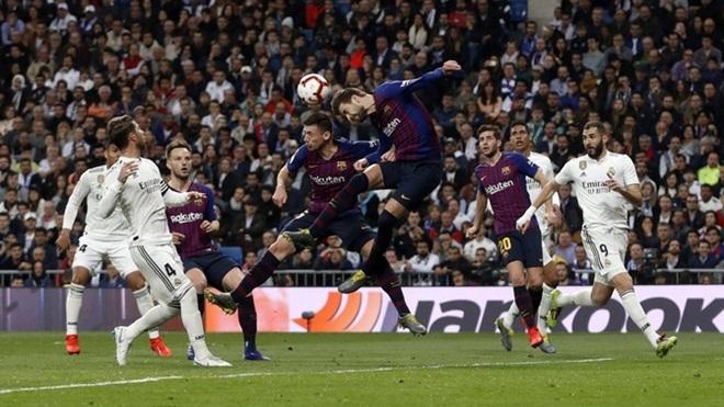 ĐIỂM NHẤN Real Madrid 0-1 Barca: Quyền lực tuyệt đối. Chờ đợi đại cách mạng