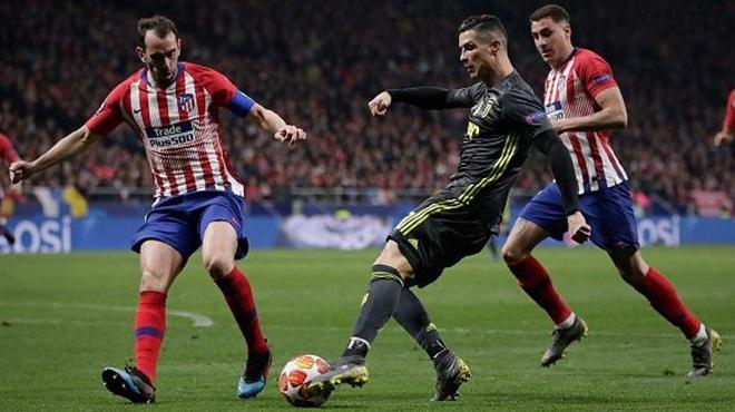 Juventus vs Atletico Madrid (03h00, 12/3): Ở chân tường, Juve có trỗi dậy? (trực tiếp K+PM)