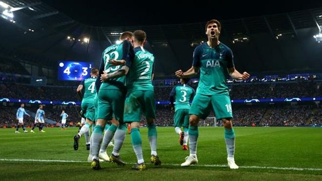 ĐIỂM NHẤN Man City 4-3 Tottenham: Đại tiệc tấn công, ác mộng phòng ngự. Dấu ấn VAR