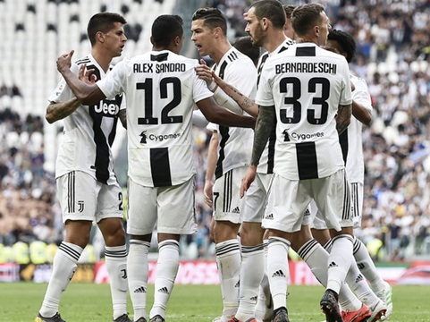 Juve, Juventus, vô địch Serie A, vô địch bóng đá Ý, Juventus vô địch Serie A, Juve vô địch Serie A, Ronaldo vô địch ở Ý, Ronaldo, bảng xếp hạng bóng đá Ý