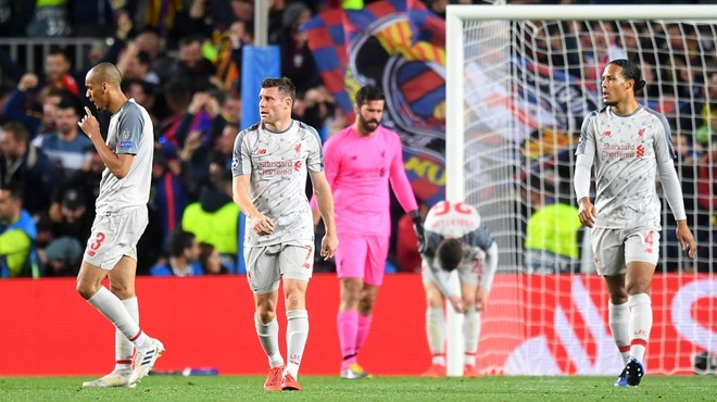 ĐIỂM NHẤN Barca 3-0 Liverpool: Messi siêu hạng. Barca 'dạy'  Liverpool nghệ thuật chiến thắng