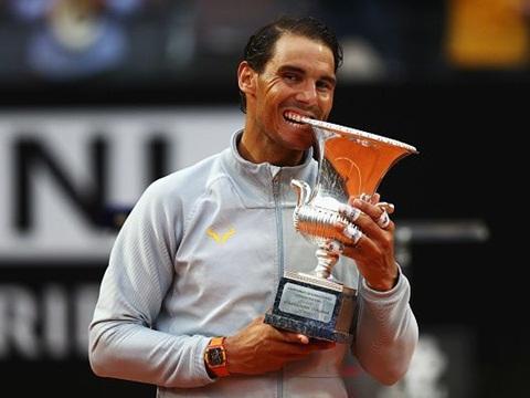 Nadal vô địch Rome Masters 2019: 'Quái vật' đã trở lại