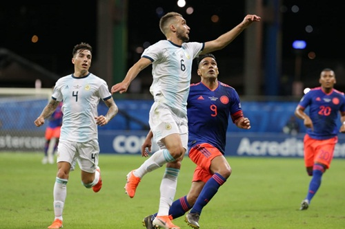 Kết quả Argentina vs Colombia, video clip highlights Argentina 0-2 Colombia, Argentina đấu với Colombia, Argentina vs Colombia, Argentina, Colombia, Messi, Copa America