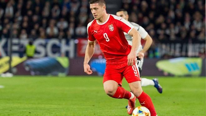 Chuyển nhượng Real Madrid: Chính thức mua Luca Jovic. Tiếp theo là Hazard