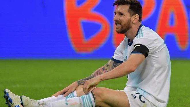 Argentina vs Chile: Cuộc báo thù của Messi? (02h00 ngày 7/7)