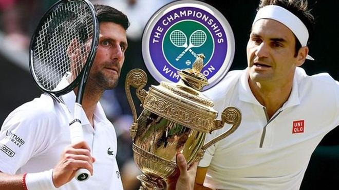 Federer vs Djokovic (20h00, 14/7): Federer có cản được Djokovic? Trực tiếp Chung kết Wimbledon 2019