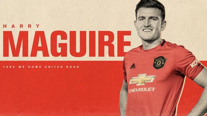 Chuyên gia nhận định Maguire kém xa Van Dijk, chỉ đáng 40 triệu bảng