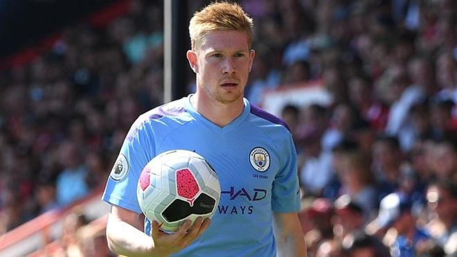 Man City đánh bại Bournemouth, De Bruyne đi vào lịch sử giải Ngoại hạng