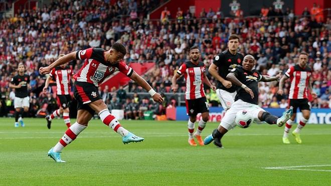 Bong da, bóng đá, MU, bong da hom nay, bóng đá hôm nay, chuyển nhượng MU, Man United, Manchester United, chuyển nhượng, Man City, Liverpool, Scholes,  Southampton 1-1 MU