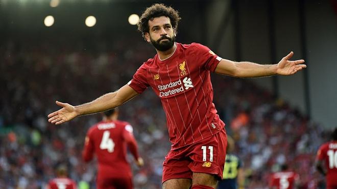 ĐIỂM NHẤN Liverpool 3-1 Arsenal: Salah thật 'đặc biệt', Arsenal đầy khiếm khuyết