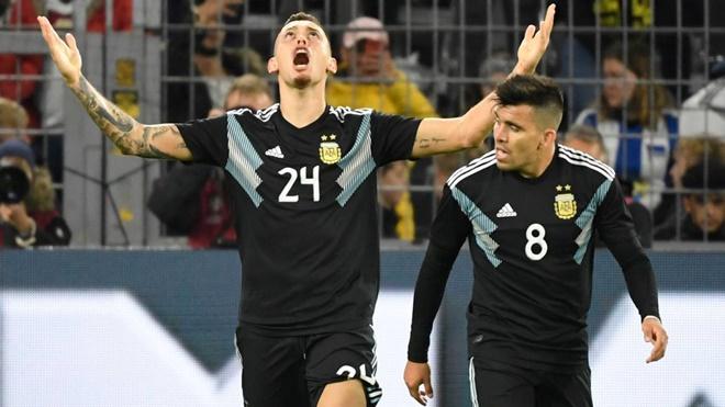 VIDEO Đức 2-2 Argentina: Không Messi, Argentina vẫn ngược dòng thành công trước Đức