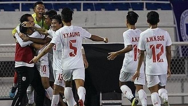 Cục diện bảng A bóng đá nam SEA Games: U22 Myanmar coi như đi tiếp, U22 Malaysia sắp bị loại