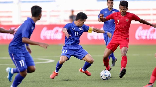 U22 Thái Lan thất bại và cơ hội vô địch SEA Games của Việt Nam