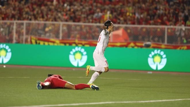 U22 Việt Nam vô địch SEA Games: Hùng Dũng quá 'đỉnh', đáng giá vàng mười