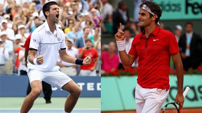 Trực tiếp Úc mở rộng, Federer vs Djokovic: Không có bất ngờ?