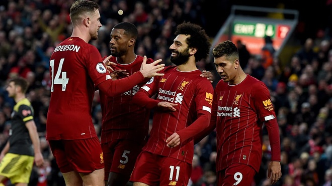 Liverpool vs Southampton Highlights, 01/02/2020